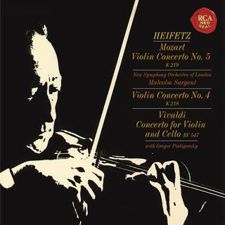 Mozart:Violin Concertos No. 4 In D Major, K. 218 & No. 5 In A Major, K. 219 \