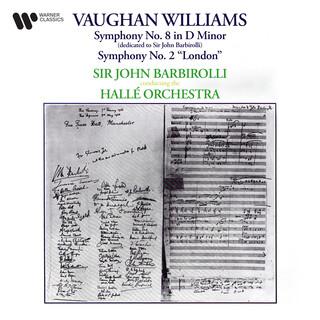 Vaughan Williams:Symphonies Nos. 2