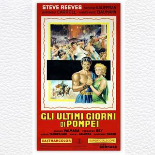 Gli Ultimi Giorni DI Pompei (Original Motion Picture Soundtrack)