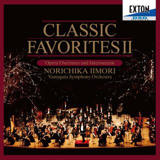 クラシック.フェイバリッツ II 「オペラ序曲.間奏曲集」