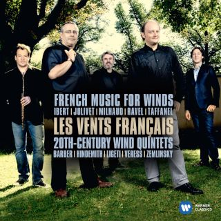 Les Vents Francais - Music For Wind Ensemble