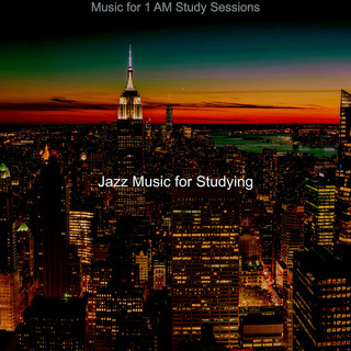 Music For 1 AM Study Sessions