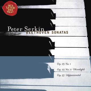 Beethoven:Piano Sonatas Nos. 13, 14 \
