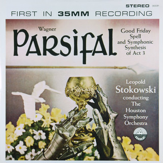Wagner:Parsifal - Good Friday Spell & Symphonic Synthesis Act III