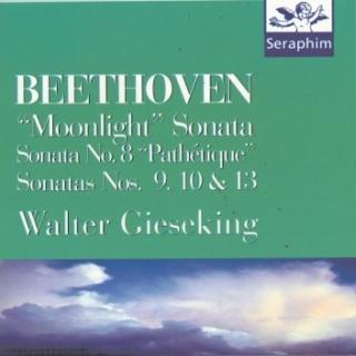 Piano Sonatas 8 , 9 , 10 , 13 , 14