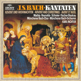 Bach, J.S.:Cantatas For Advent And Christmas