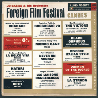 Foreign Film Festival Cannes