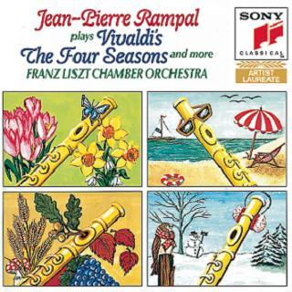 Vivaldi:The Four Seasons, Darmstadt Concerto, Concerto For Flute And Organ