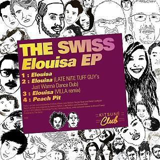 Kitsune:Elouisa (Extended) EP