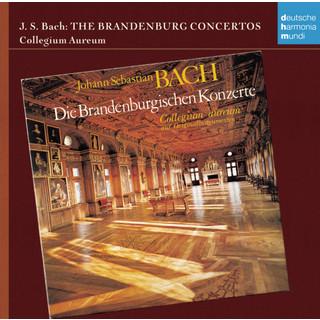 Bach:Die Brandenburgischen Konzerte