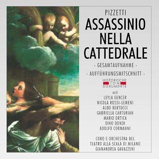 Ildebrando Pizzetti:Assassinio Nella Cattedrale