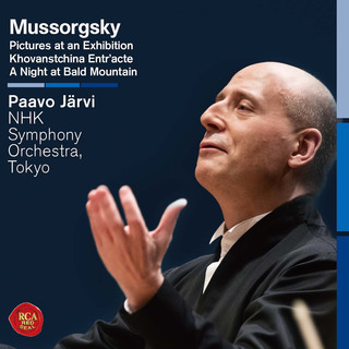 Mussorgsky:Pictures At An Exhibition & A Night At Bald Mountain