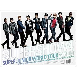 SUPER JUNIOR World Tour (SUPER SHOW 4)