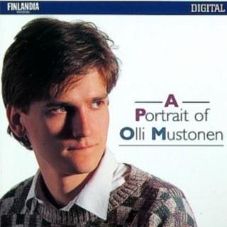 A Portrait Of Olli Mustonen