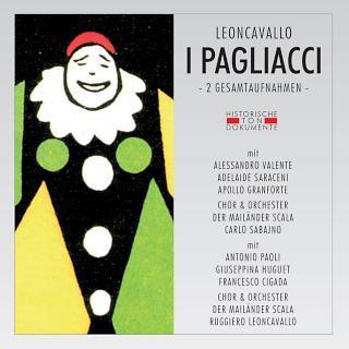 Ruggiero Leoncavallo:I Pagliacci