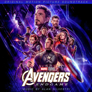 Avengers: Endgame (復仇者聯盟4:終局之戰電影原聲帶) - Original Motion Picture Soundtrack (Avengers: Endgame (Original Motion Picture Soundtrack))