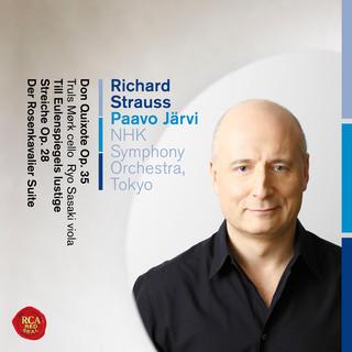 Richard Strauss:Don Quixote   Till Eulenspiegels Lustige Streiche   Der Rosenkavalier Suite