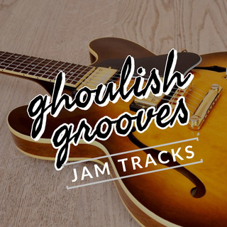 Ghoulish Funk Grooves Jam Tracks