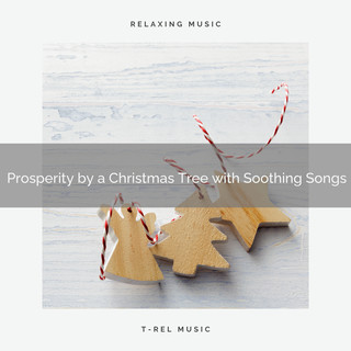 Prosperity By A Christmas Tree With Soothing Songs
