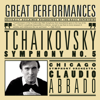 Tchaikovsky:Symphony No. 5, Op. 64; Voyevoda, Op. 78 (Symphonic Ballad)