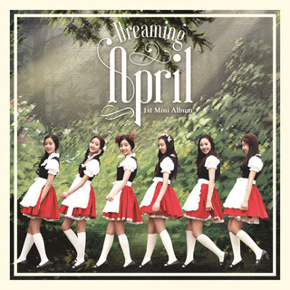 APRIL 1st Mini Album \'Dreaming\'