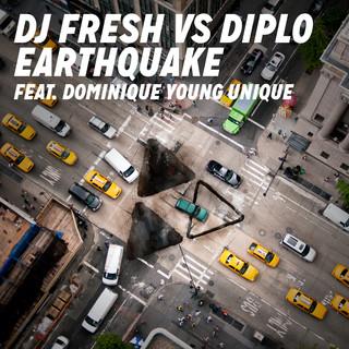 Earthquake (DJ Fresh Vs. Diplo) (Remixes)