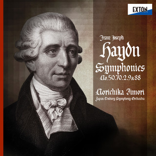 ハイドン:交響曲集 Vol. 5  第 50番、第 70番、第 2番、第 9番、第 88番「V字」 (Haydn: Symphonies Vol. 5 No. 50, No. 70, No. 2, No. 9 & No. 88)