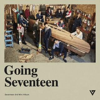Seventeen 3rd Mini Album \'Going Seventeen\'
