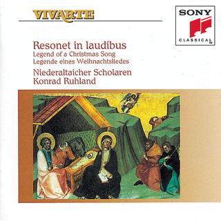 Resonet In Laudibus - Legend Of A Christmas Song
