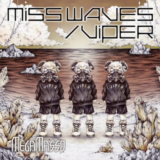 MISS WAVES / VIPER 「I know U miss Me」盤