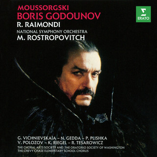 Mussorgsky:Boris Godunov