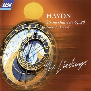 Haydn:String Quartets Op. 20 Nos. 2, 5 And 6