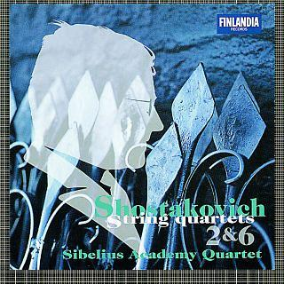 Dmitri Shostakovich:String Quartets No. 2 & No. 6