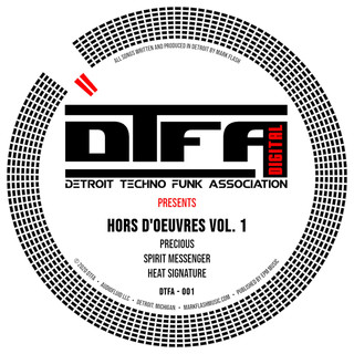 Hors D\'oeuvres Vol. 1