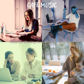 Music For Working From Home - Exciting Piano
