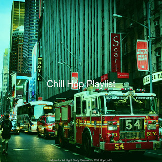 Music For All Night Study Sessions - Chill Hop Lo Fi