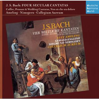 Bach:4 Weltliche Kantaten