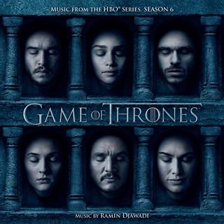 冰與火之歌:權力遊戲第六季 電影原聲帶 (Game Of Thrones Music From The HBO® Series - Season 6)
