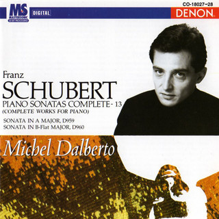 Schubert:Complete Works For Piano, Vol. 13