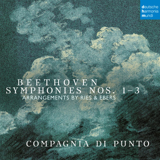 Beethoven:Symphonies Nos. 1 - 3 (Arr. By Ries & Ebers)