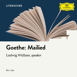 Goethe:Mailied