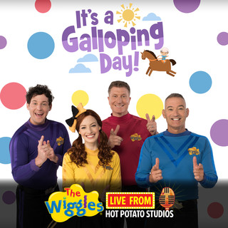 Live From Hot Potato Studios:It's A Galloping Day !
