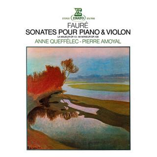 Fauré:Violin Sonatas Nos 1 & 2
