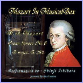 モーツァルト・イン・オルゴール.:ピアノソナタ第6番ニ長調(オルゴール) (Mozart In Musical Box:Pinano Sonata No.6 D Major (Musical Box))