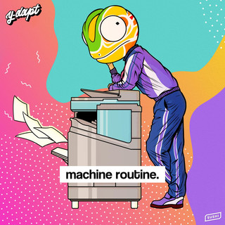 Machine Routine (Back And Forth Series)