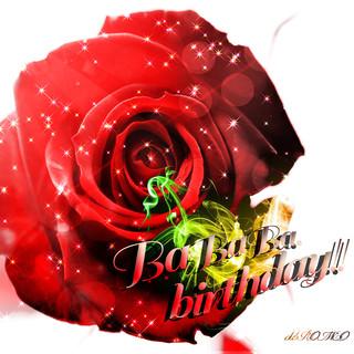 BaBaBa.birthday ! !