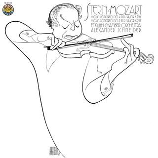 Mozart:Violin Concertos Nos. 2 & 4
