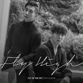 FLY TO THE SKY 10TH ALBUM (Fly High)