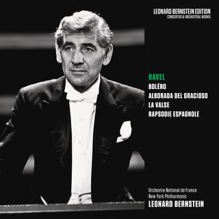 Ravel:Boléro, Alborada Del Gracioso, La Valse & Rapsodie Espagnole