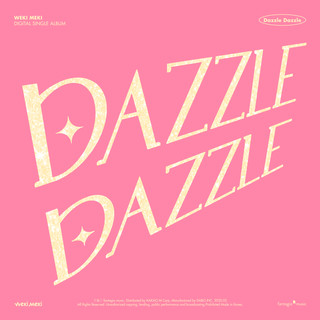 Weki Meki Digital Single (DAZZLE DAZZLE)